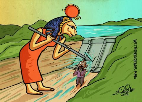 Ethiopia Blocks The Nile