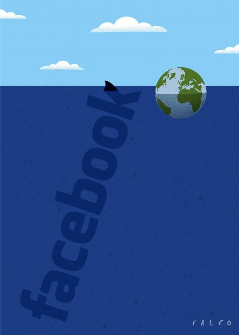 Facebook attack