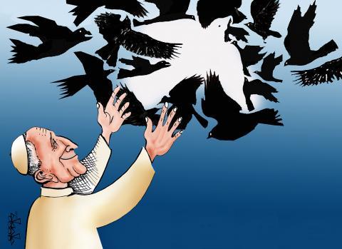 POPE HOPE..