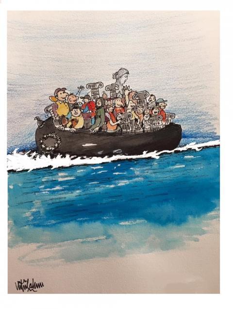 Migration & war