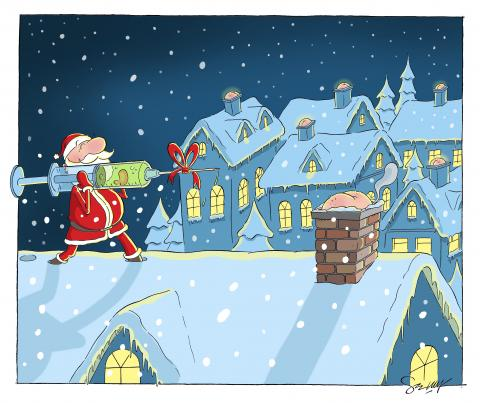 Get ready for Santa