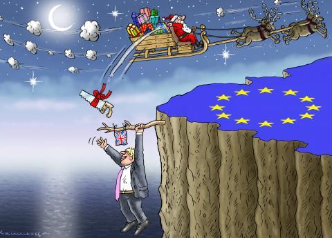 MERRY CHRISTMAS, DEAR BORIS !