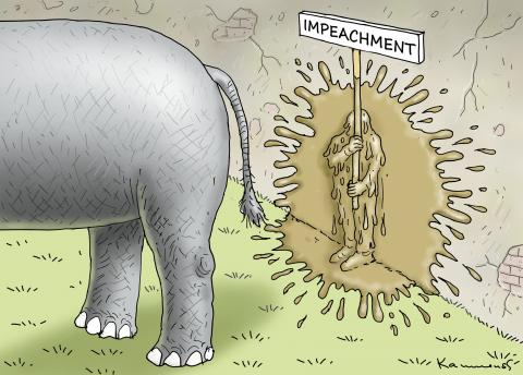 NO IMPEACHMENT !
