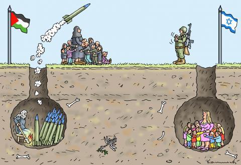 MIDDLE EAST WAR