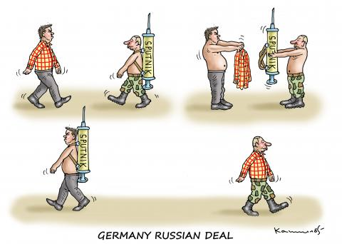GERMANY RUSSIAN DEAL