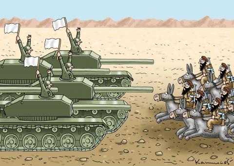 AFGHAN ARMY AGAINST TALIBAN