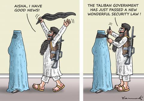 HAPPY TALIBAN HUSBAND