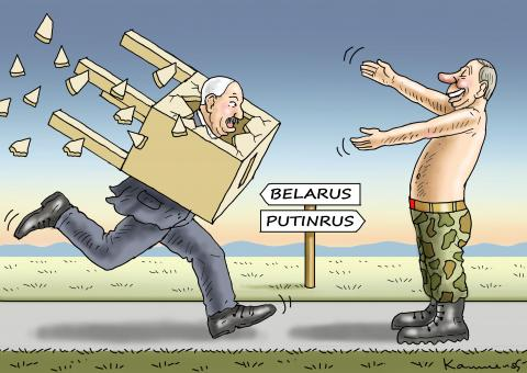 Dictators collector Putin