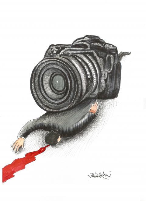 World journalist