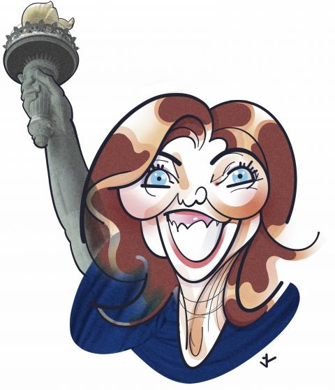 Kathy Hochul, first female governor of New York