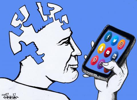 Social Media  vacuum...