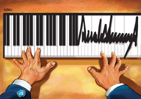 Trump's new sanctions,Trump Irregular Music