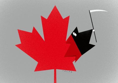 Indigenous children's graves in Canada