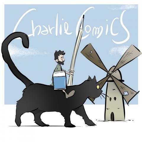 Charlie comics