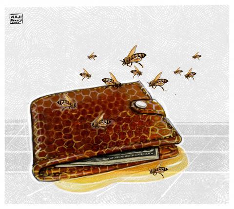 money tastes better than honey