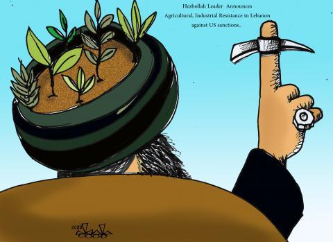 Hezbollah Resistance...