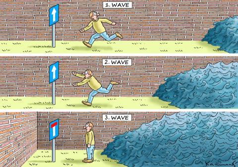 CORONA WAVES