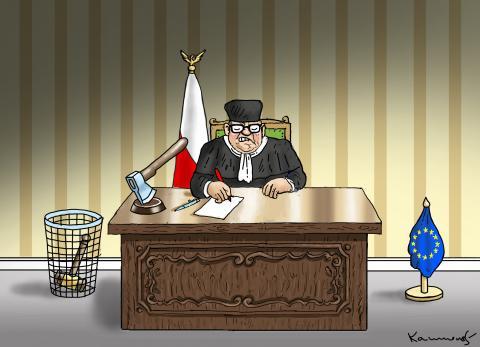 POLISH JUSTICE