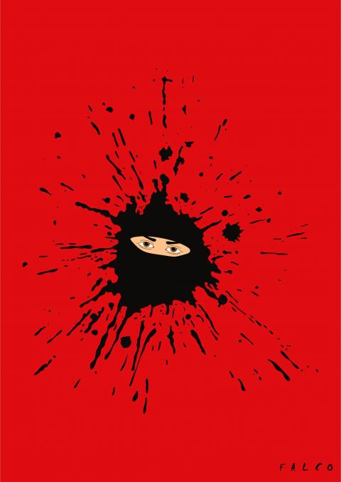 Terrorist hatred