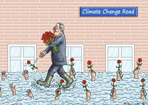 Climate Change Road