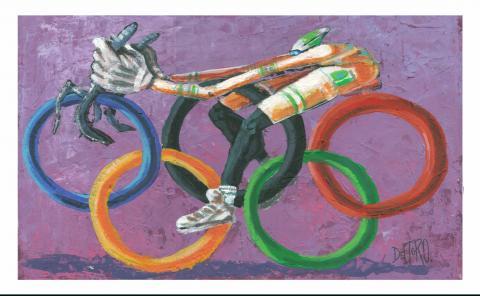 Carrera por las Olimpiadas