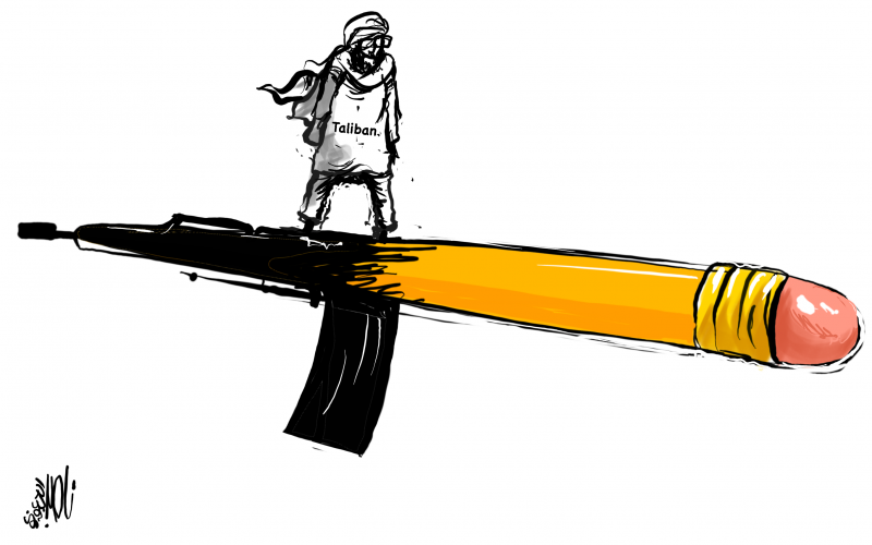 taliban and the sound  diplomacy