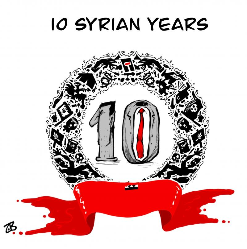 10 Syrian years