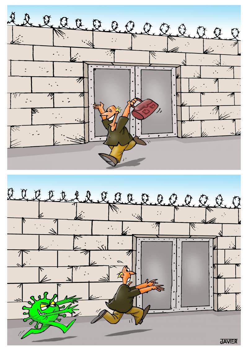 Prisoner of COVID-19