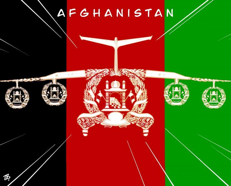 Farewell Afghanistan