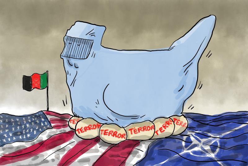 Taliban seize Afghanistan