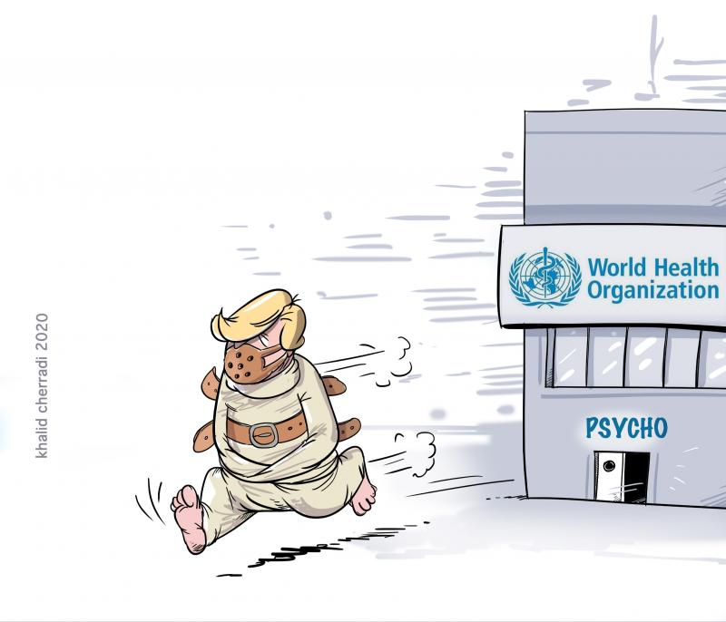 Trump moves to pull US out of World Health Organization