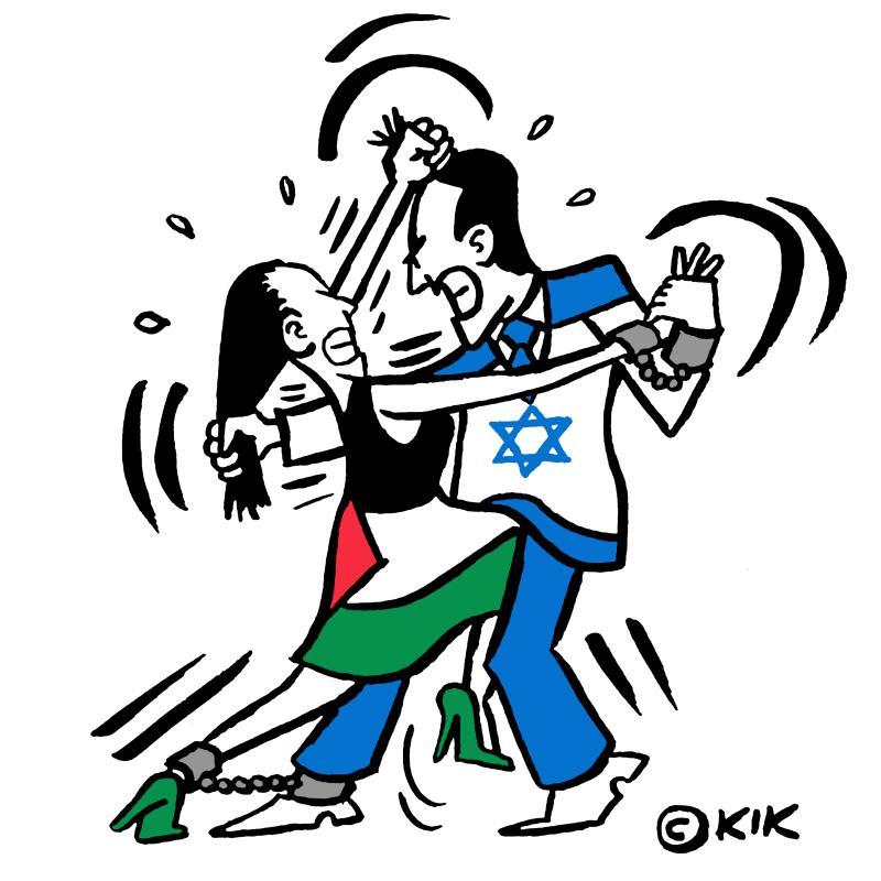 Israel, Palestine, Palestion Tango