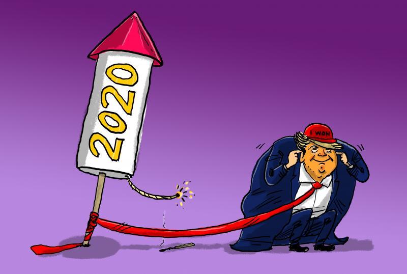 Bye Bye 2020!