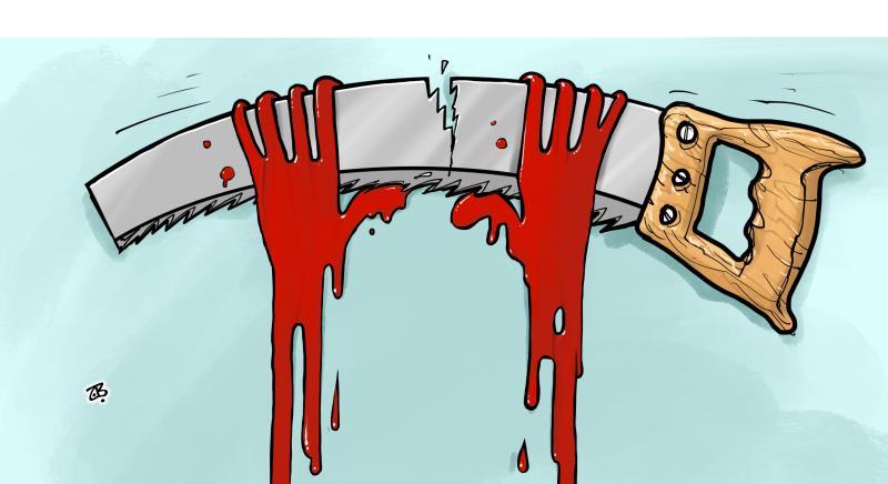 Khashoggi blood
