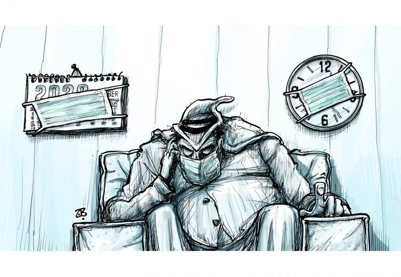 Lockdown time