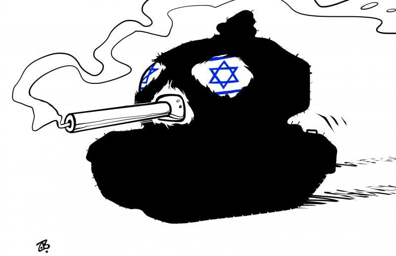 Organized-Terror-State of Israel