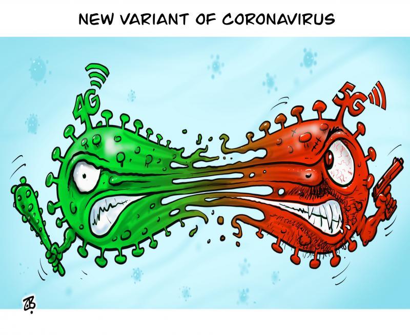 New variant of Coronavirus