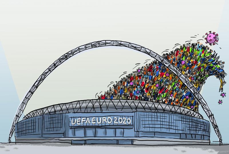 La Ola Euro 2020