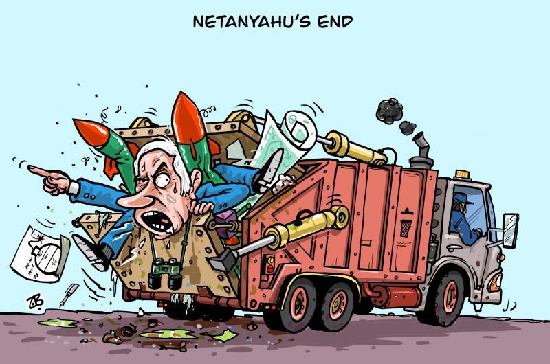 Netanyahu's end