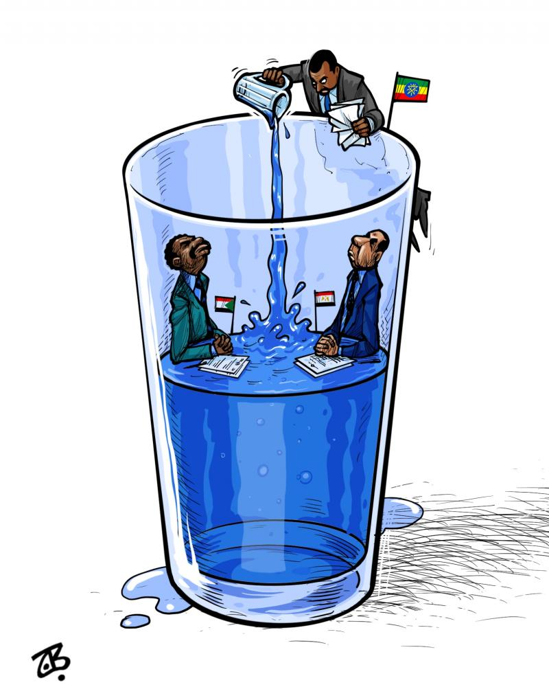 Talks on Ethiopia's Nile Dam