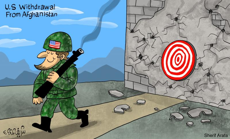Withdrawal from Afghanistan
