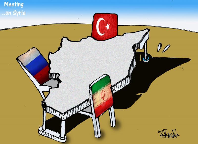 Assad Fate..