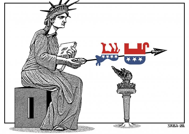 Hunger in America.