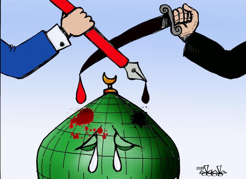 Anti islam duel..