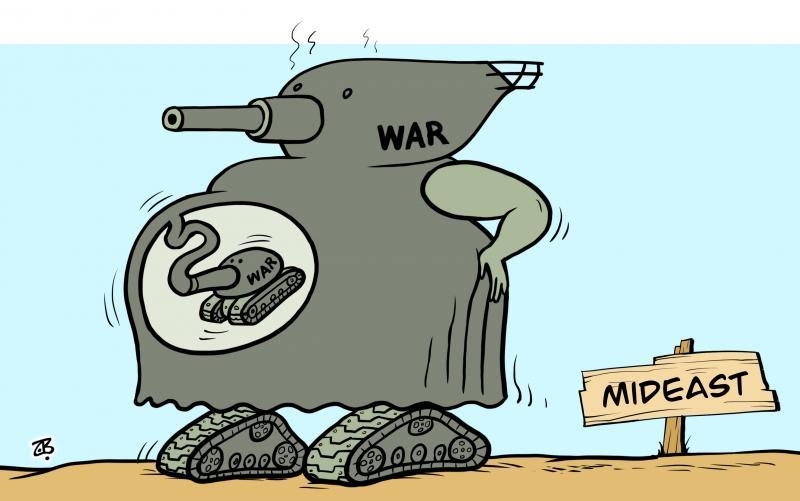 Mideast Wars