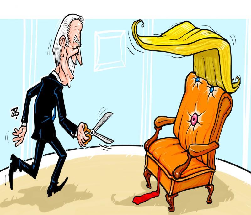 Joe Biden & Trumpism