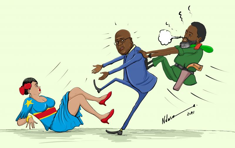 DRC: Félix Tshisekedi terminates coalition with Joseph Kabila