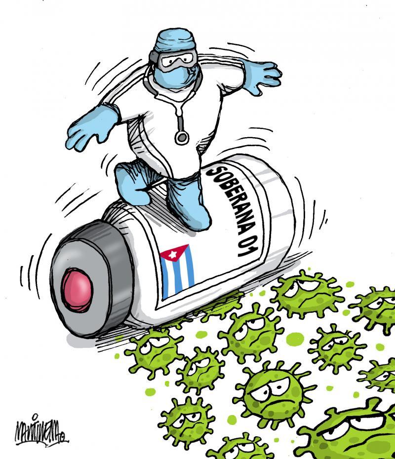 Cuban vaccine