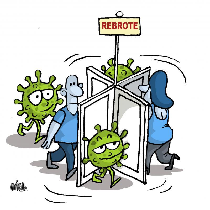 Coronavirus outbreaks