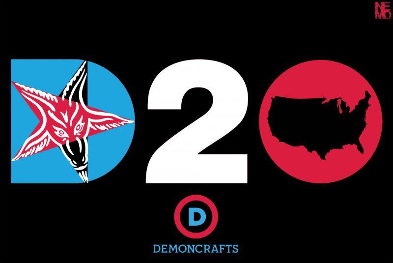 dnc logo design
